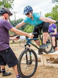 Sundance Mountian Bike Skills Clinic