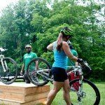 Midwest Women's Mountain Bike Clinic Testimonial